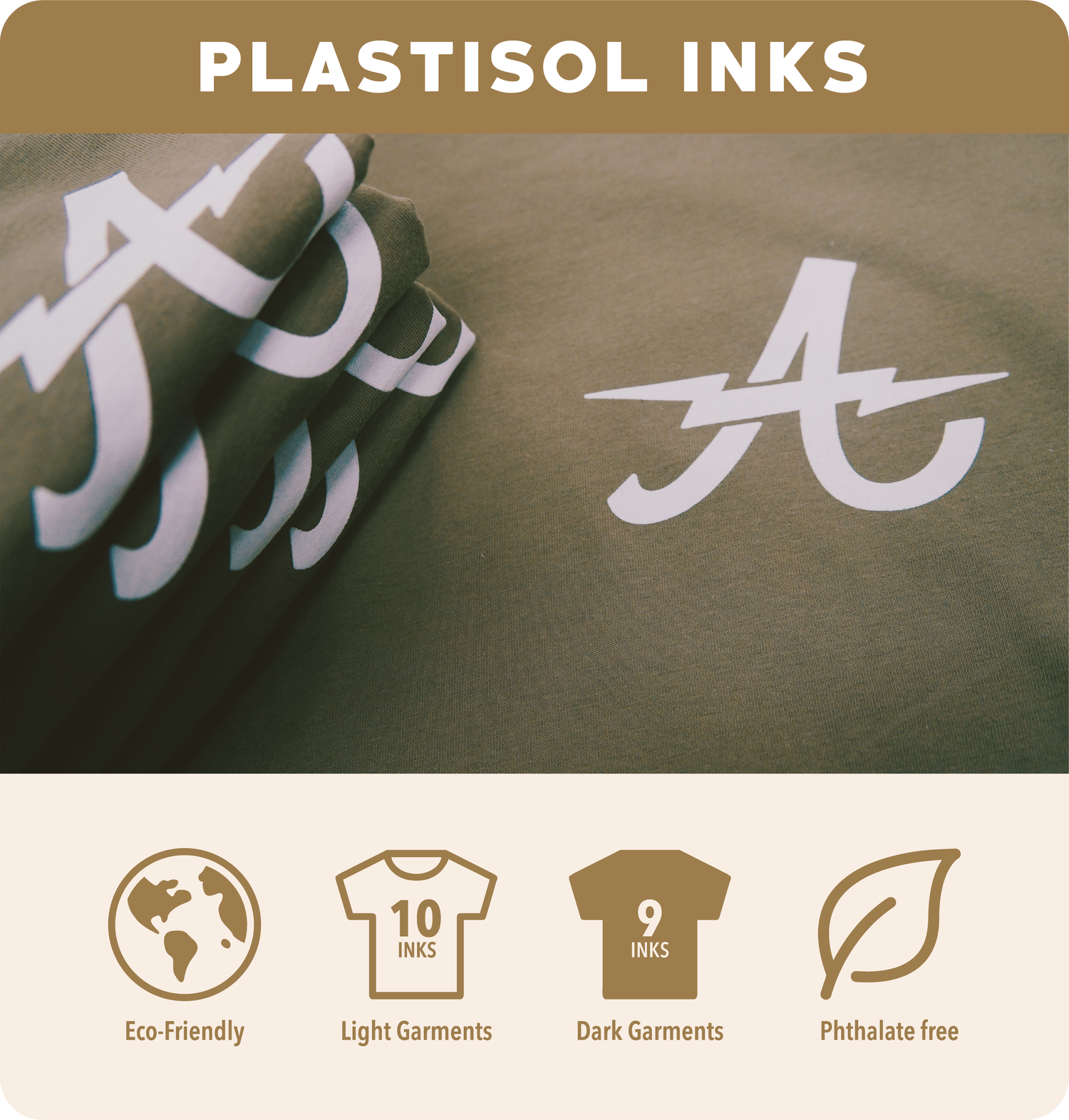 Screen Printing — American Icon Merchandise