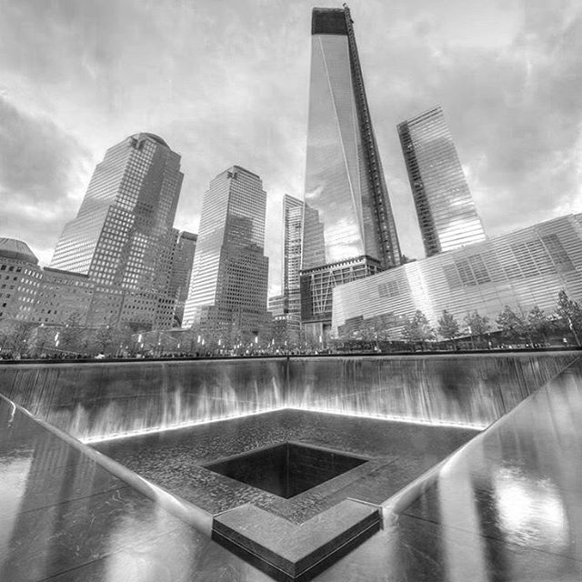 Remembering those we lost 18 years ago today 🗽 #neverforget