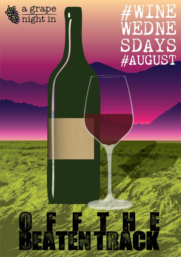 WineWednesdays OFF THE BEATEN TRACK