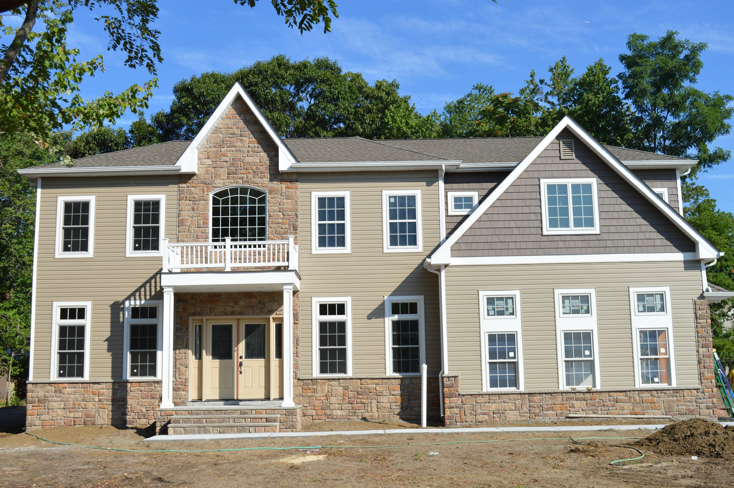 Holmdel new home construction