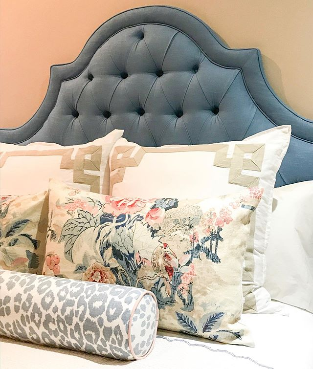 Making some progress over at #MagnoliaPl master bedroom today. See more in our stories! #raemcconvilleinteriors #interiordesign #mobilealabama #bedroom