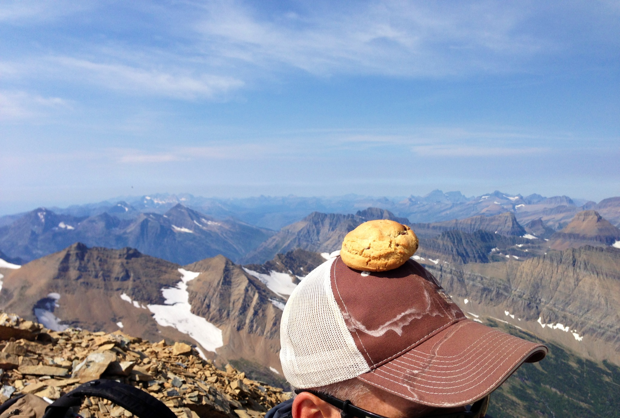 Where will our baked goods take you? Photo by  Rebecca Drobis .