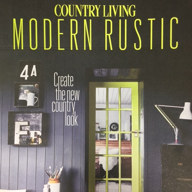 Country Living - Modern Rustic - Issue 9