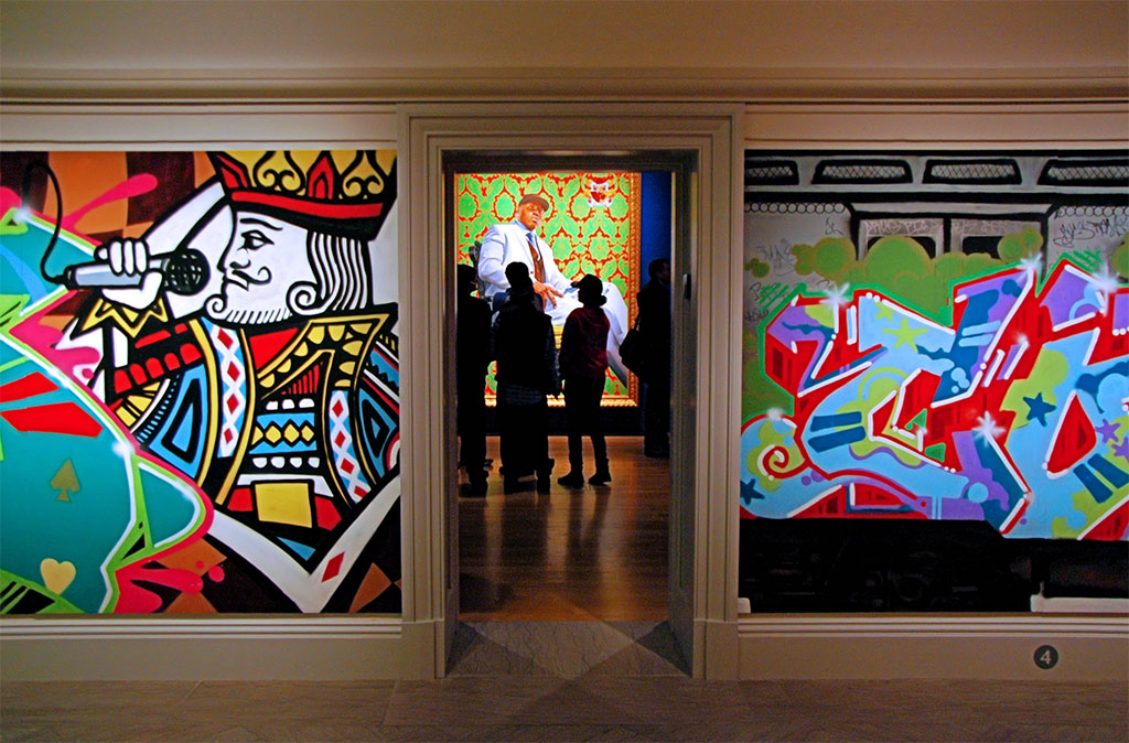Smithsonian National Portrait Gallery, RECOGNIZE! Hip hop and Contemporary Portraiture, Tim Conlon Art