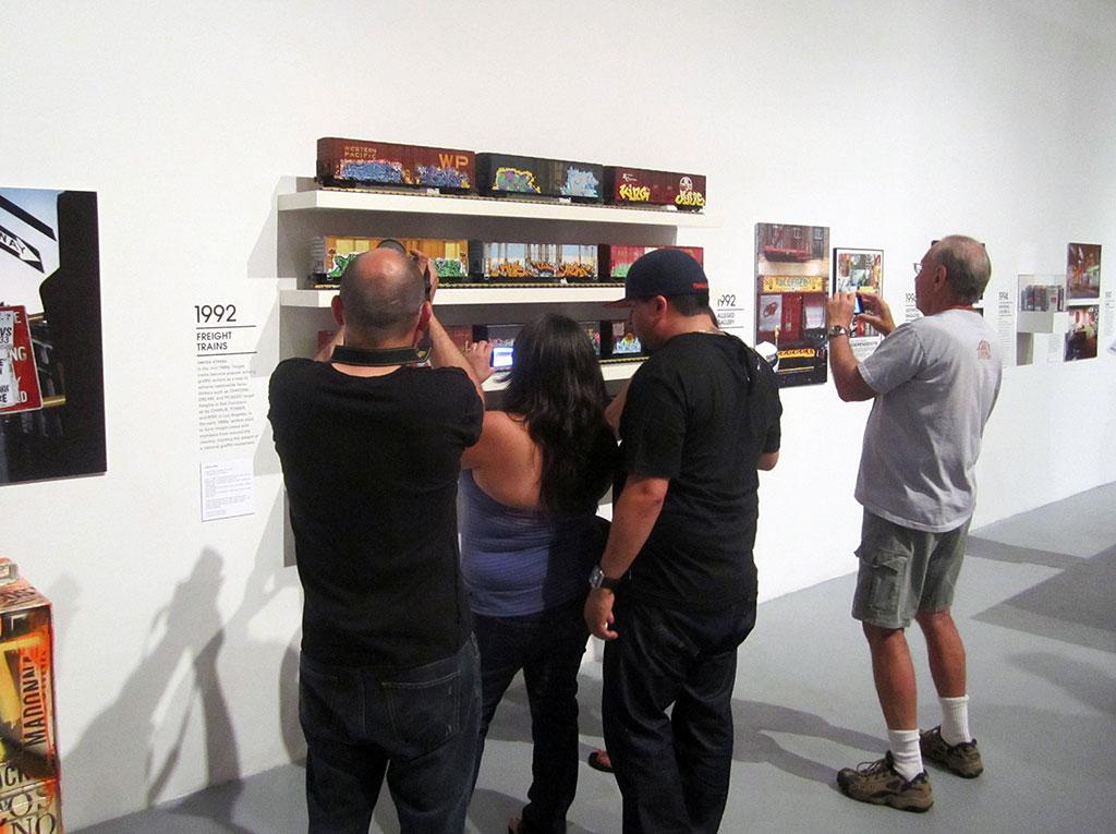 Los Angeles Museum of Contemporary Art, LA MOCA, Art in the Streets, Tim Conlon Art