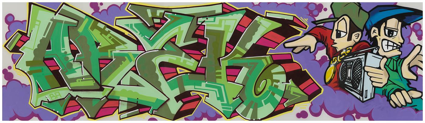 AREK, Smithsonian National Portrait Gallery, RECOGNIZE! Hip hop and Contemporary Portraiture, Tim Conlon Art
