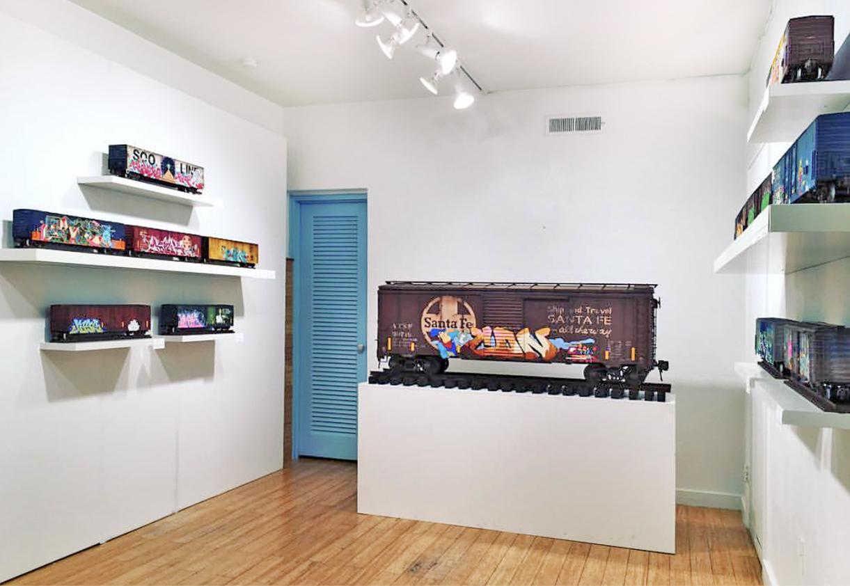 Art Basel, Aqua Art Miami, j fergeson Gallery, Tim Conlon Art