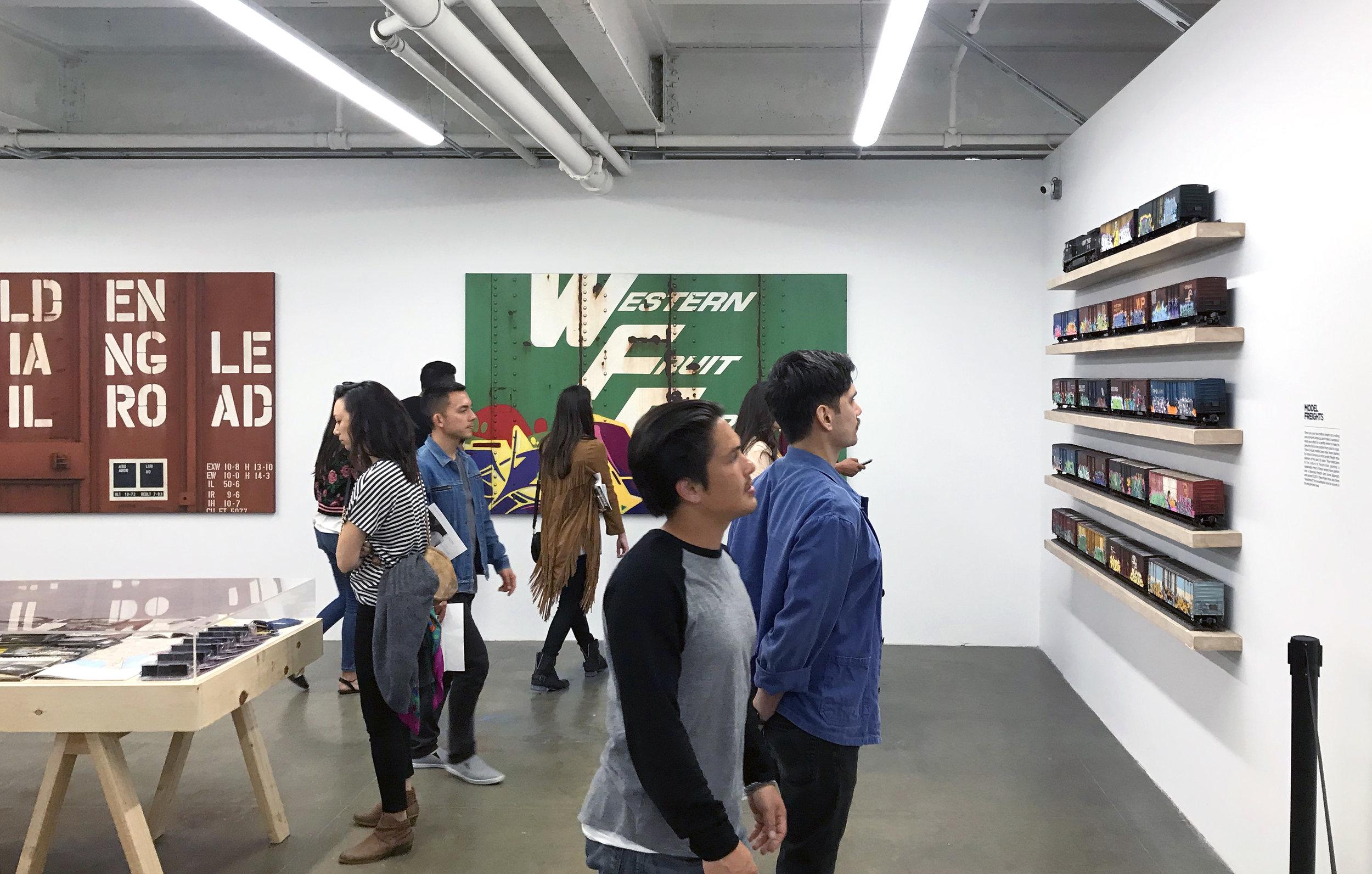 BEYOND THE STREETS, Los Angeles Museum of Contemporary Art, LA MOCA, Art in the Streets, Tim Conlon Art