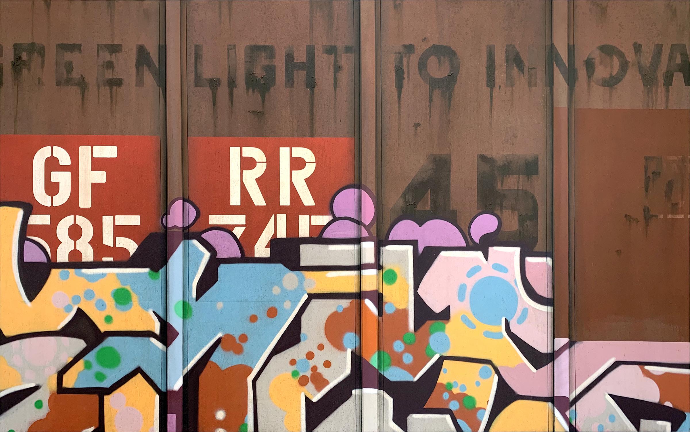 Blank Canvas #97- GFRR