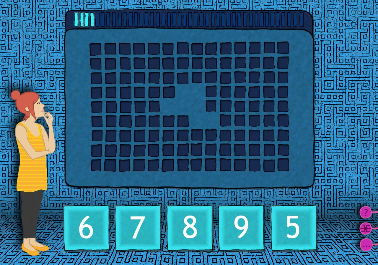 Geometric Puzzle-1-Easy