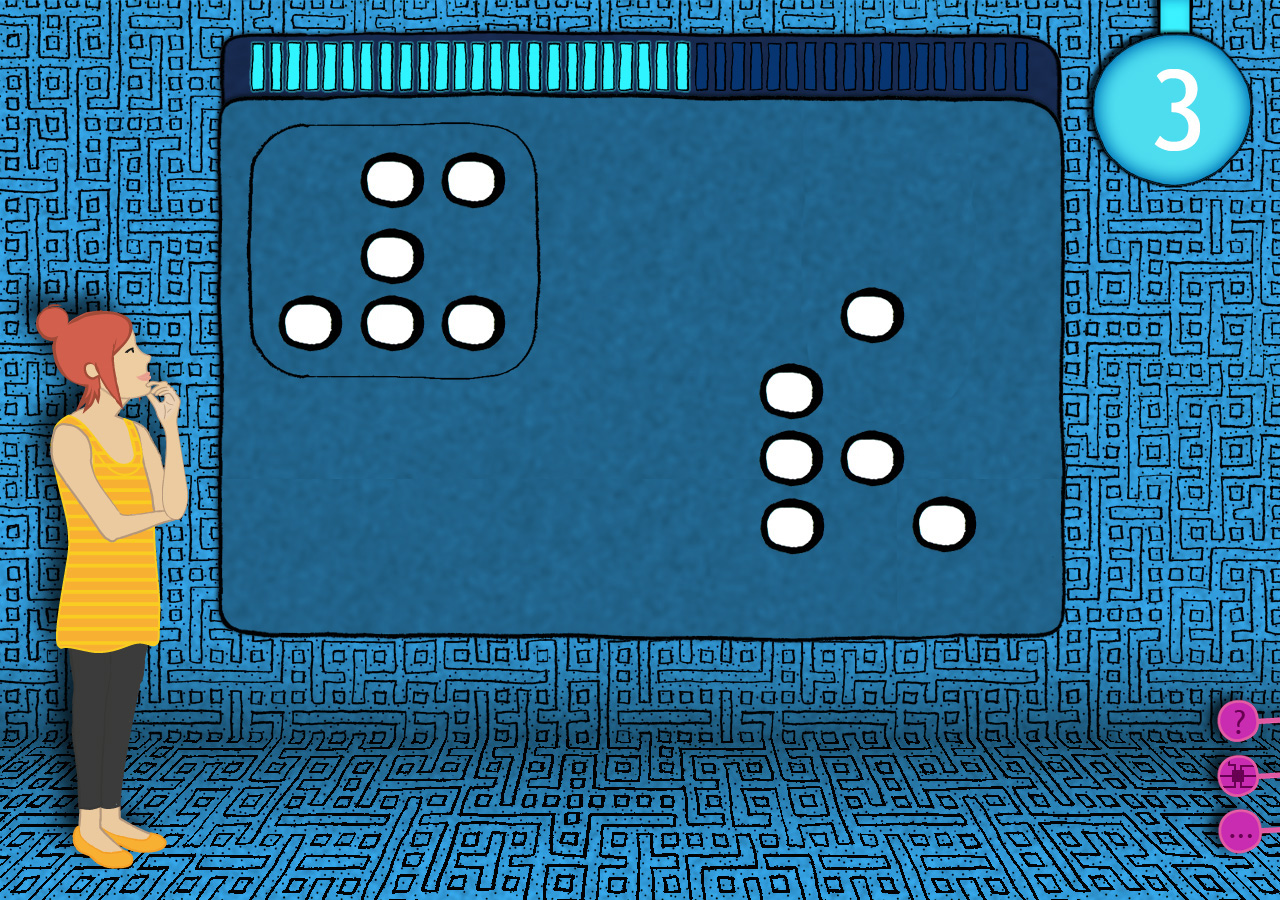 Geometric Puzzle-2-Hard