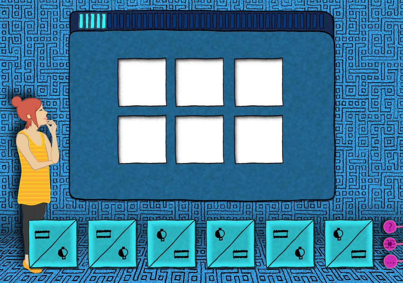 Geometric Puzzle-3-Easy