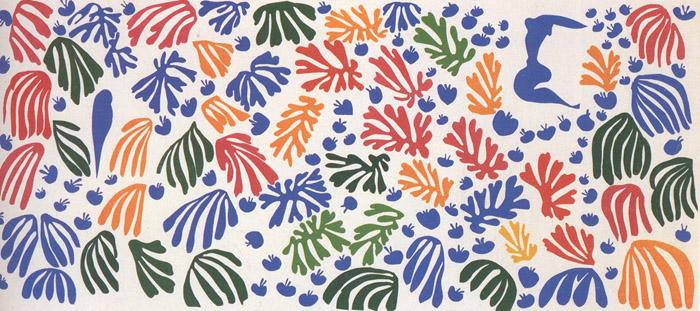 La Perruche et la Sirène   ©  Succession H. Matisse 2011