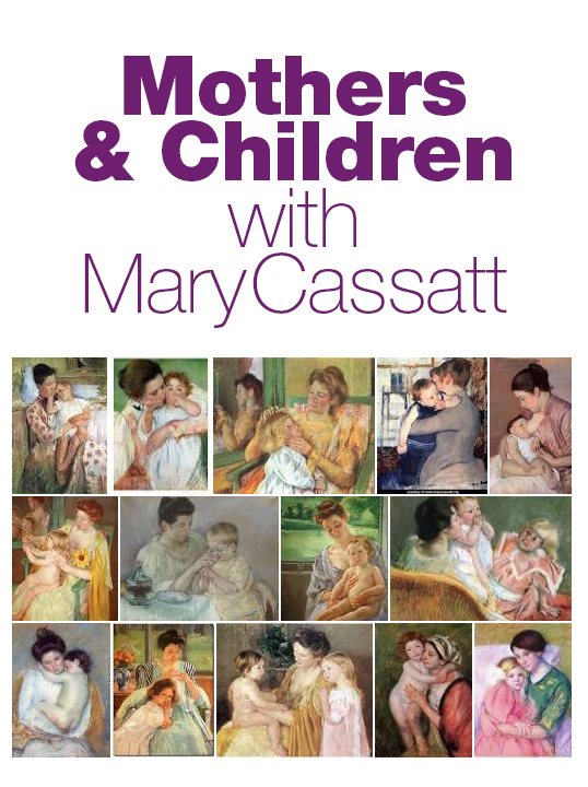 Explore the art of Mary Cassatt with your kids this Mother's Day (or any day)! This lesson will introduce the artist and includes a fun hands on project with a printable interview to keep with the painting as a memorable keepsake for years to come.