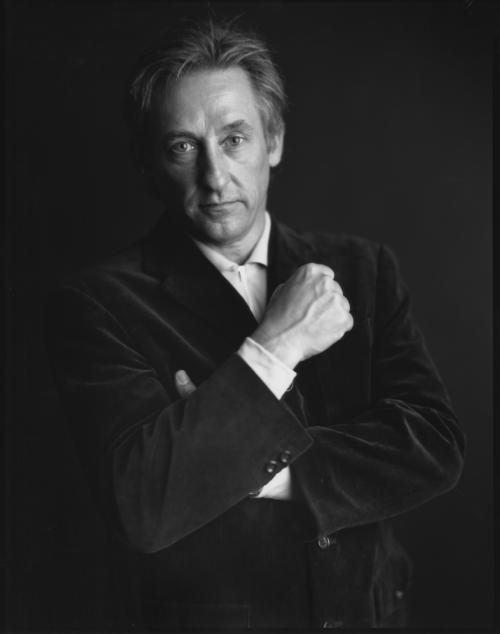 Portrait of Ed Ruscha by  Timothy Greenfield‐Sanders ,1987