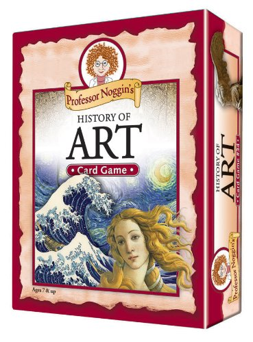 Toys and games for kids who love art.