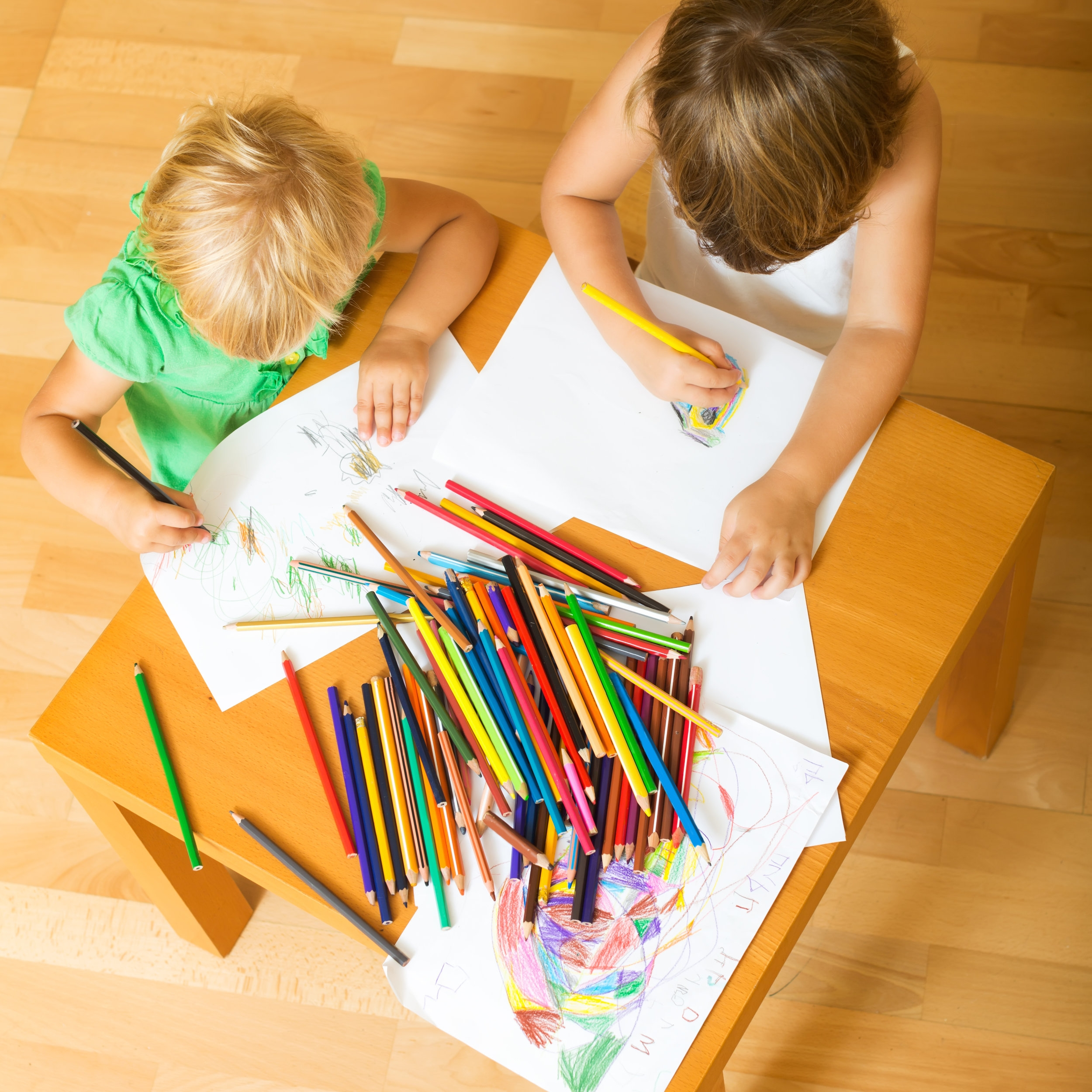 Inspire your homeschool with art appreciation and open-ended art projects! -