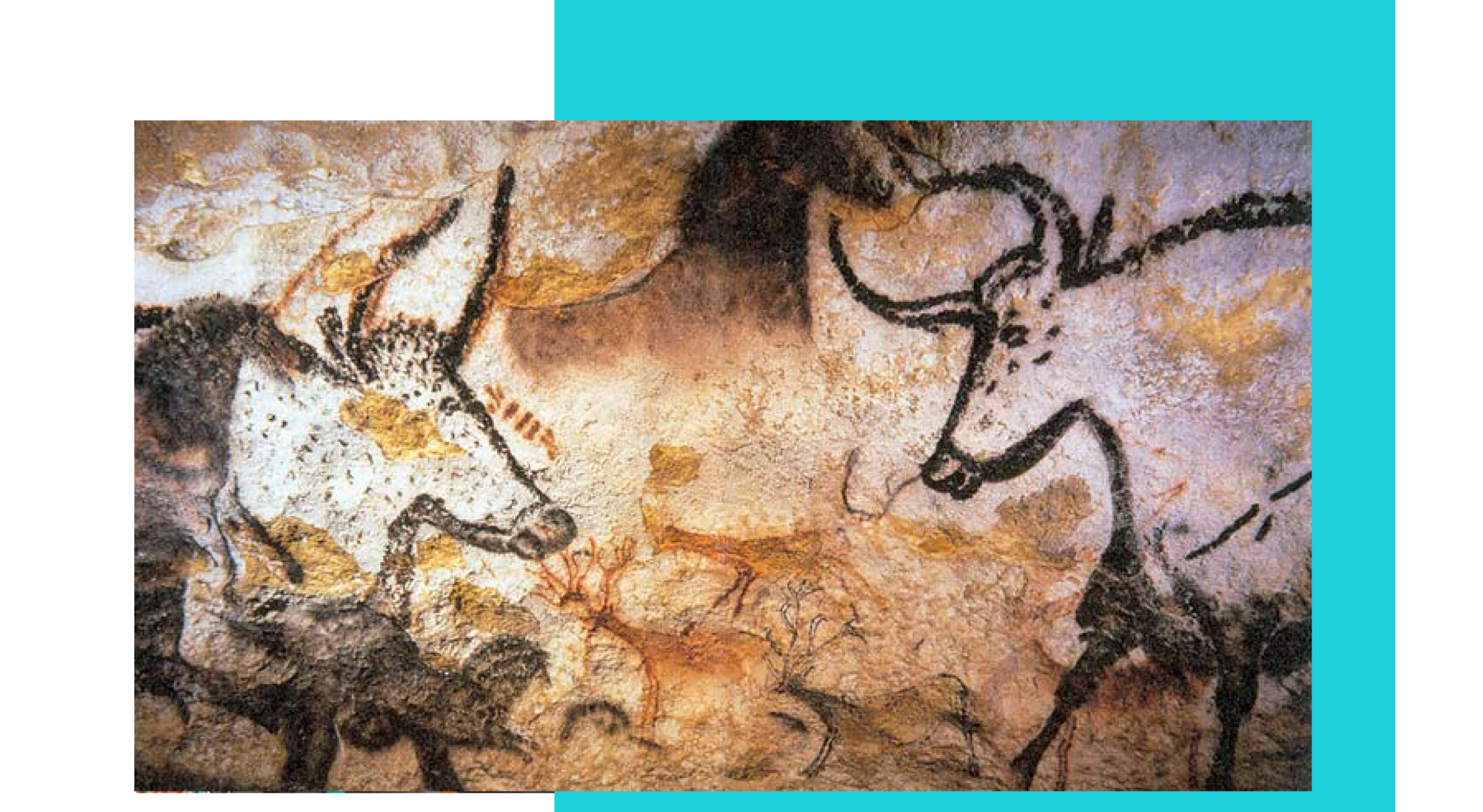 January - Cave Art from Lascaux -