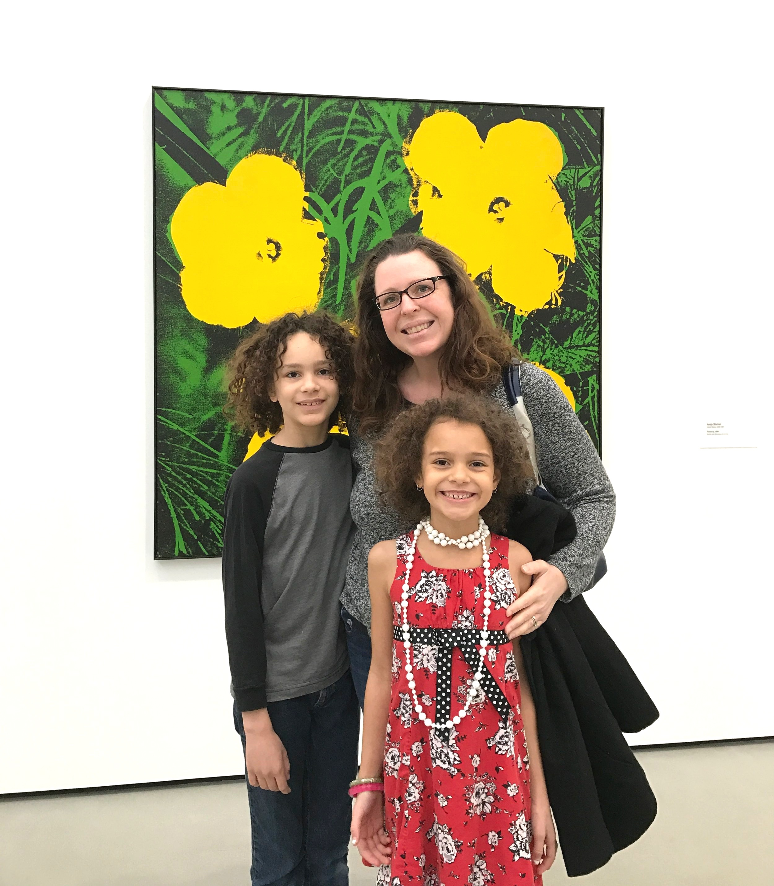 Hi, I'm Lotus – founder of Art History Kids, (coffee fanatic), and homeschool mom to two creative kids. I can't wait to meet you inside The Studio! -