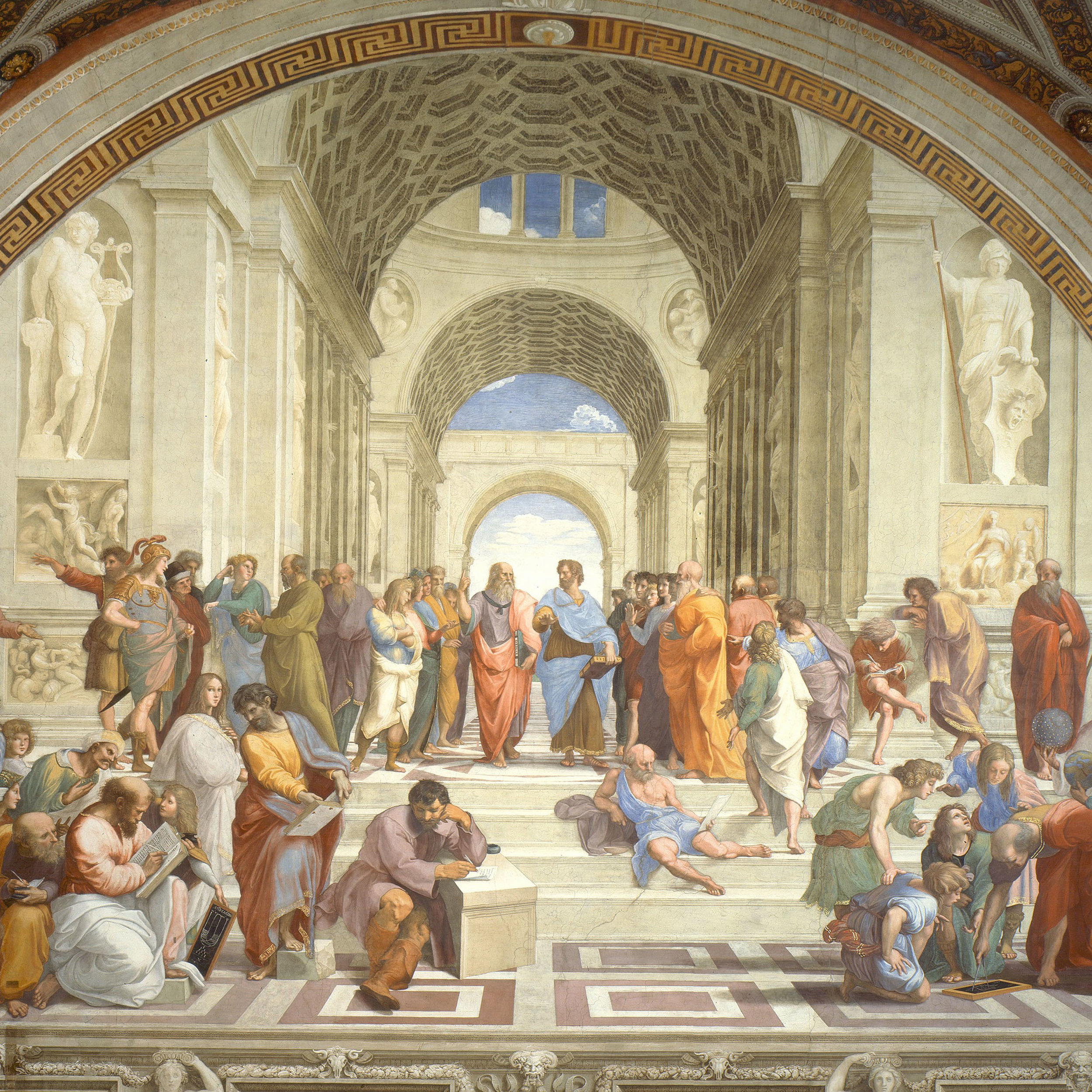 SECRET MESSAGES IN ITALIAN RENAISSANCE ART -