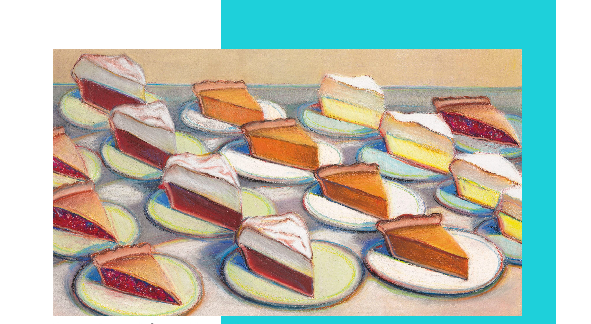 November - Palatable Palettes: Food in Art -