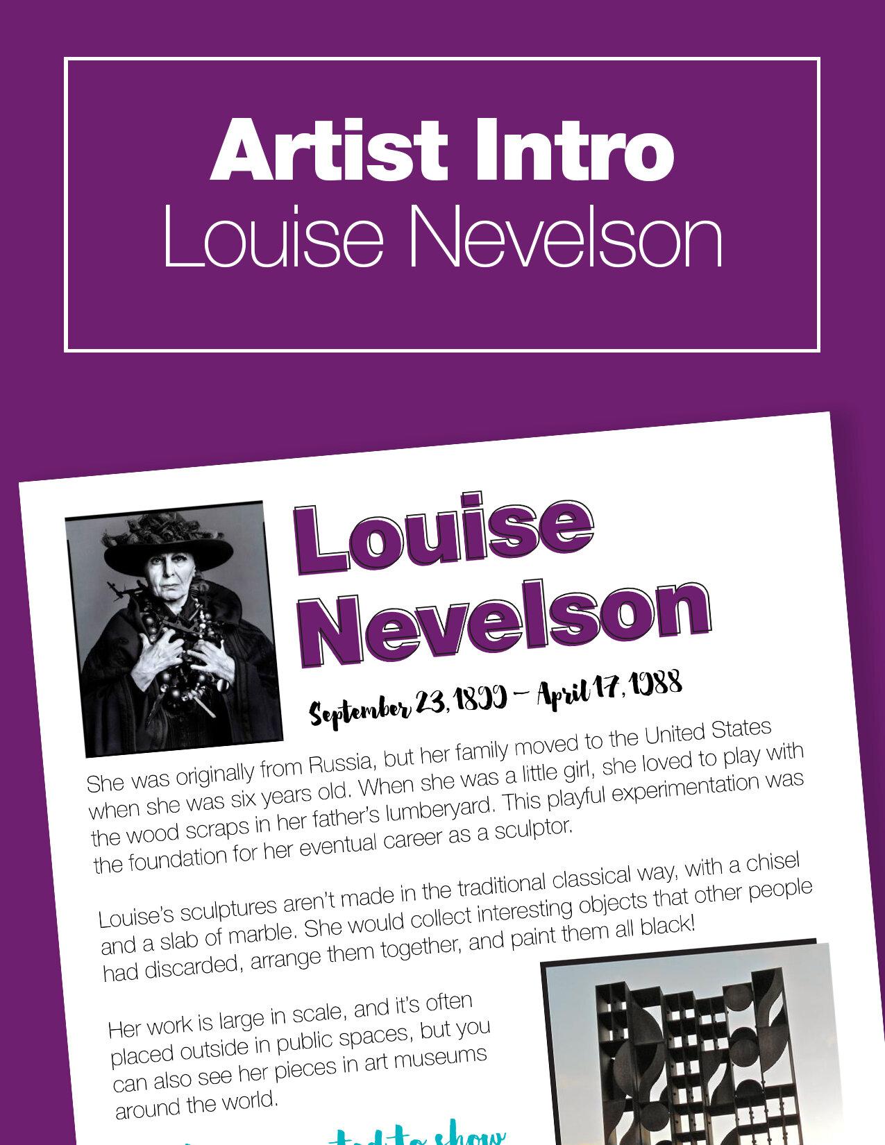 Louise Nevelson for kids.jpg