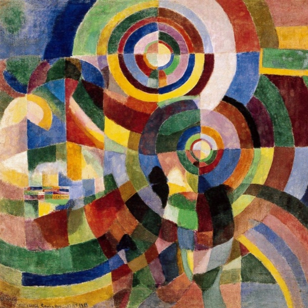 FASHION AND ABSTRACTION WITH SONIA DELAUNAY -