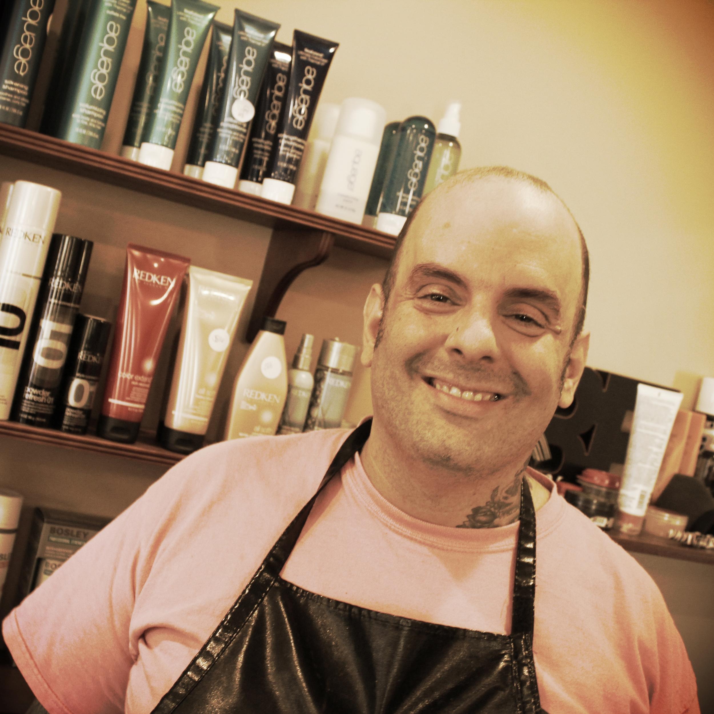 David Cartelli, Hair Stylist