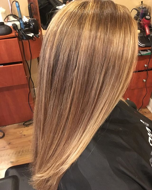 Partial highlight by Tiffany