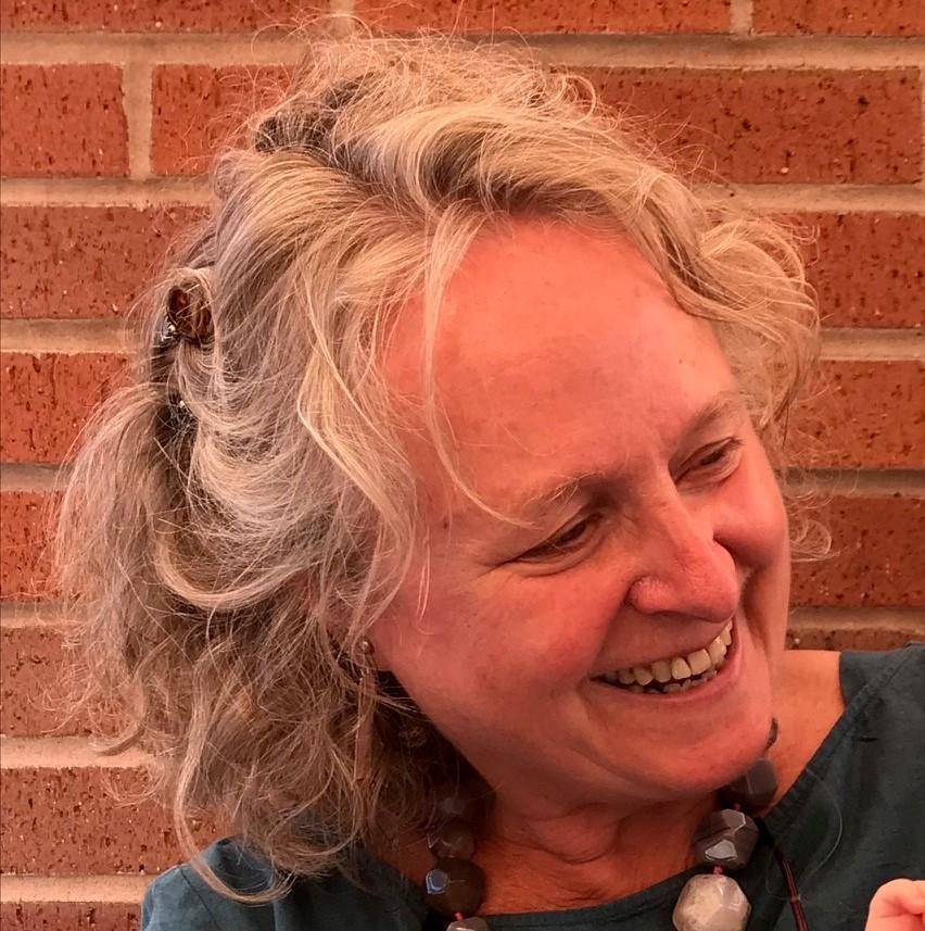 Debbie AllenMade in Camberwell Coordinator - Retired