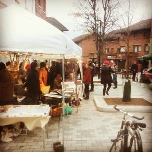 2015 Winter Arts Market -