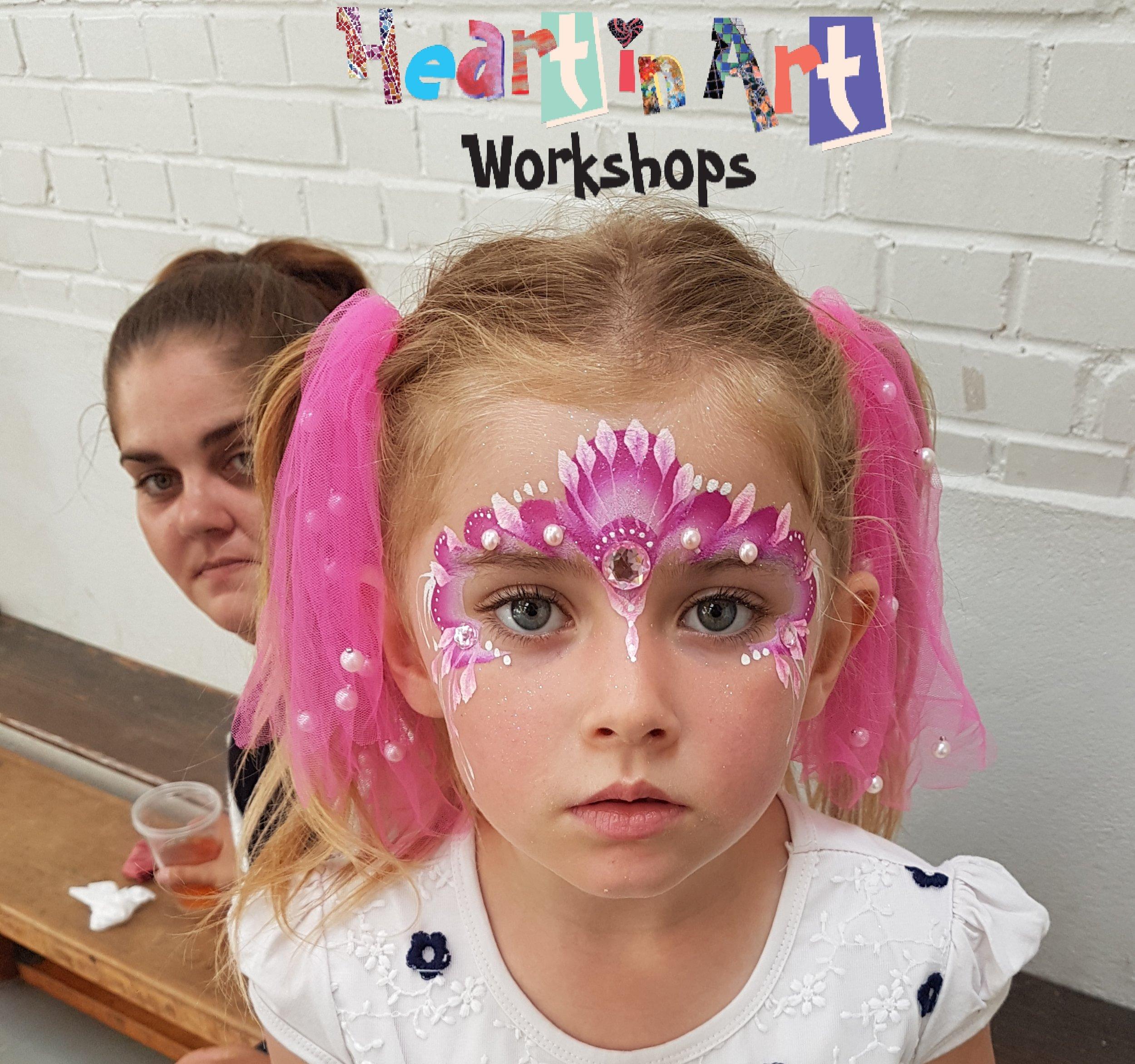 Heart in Art Workshops -
