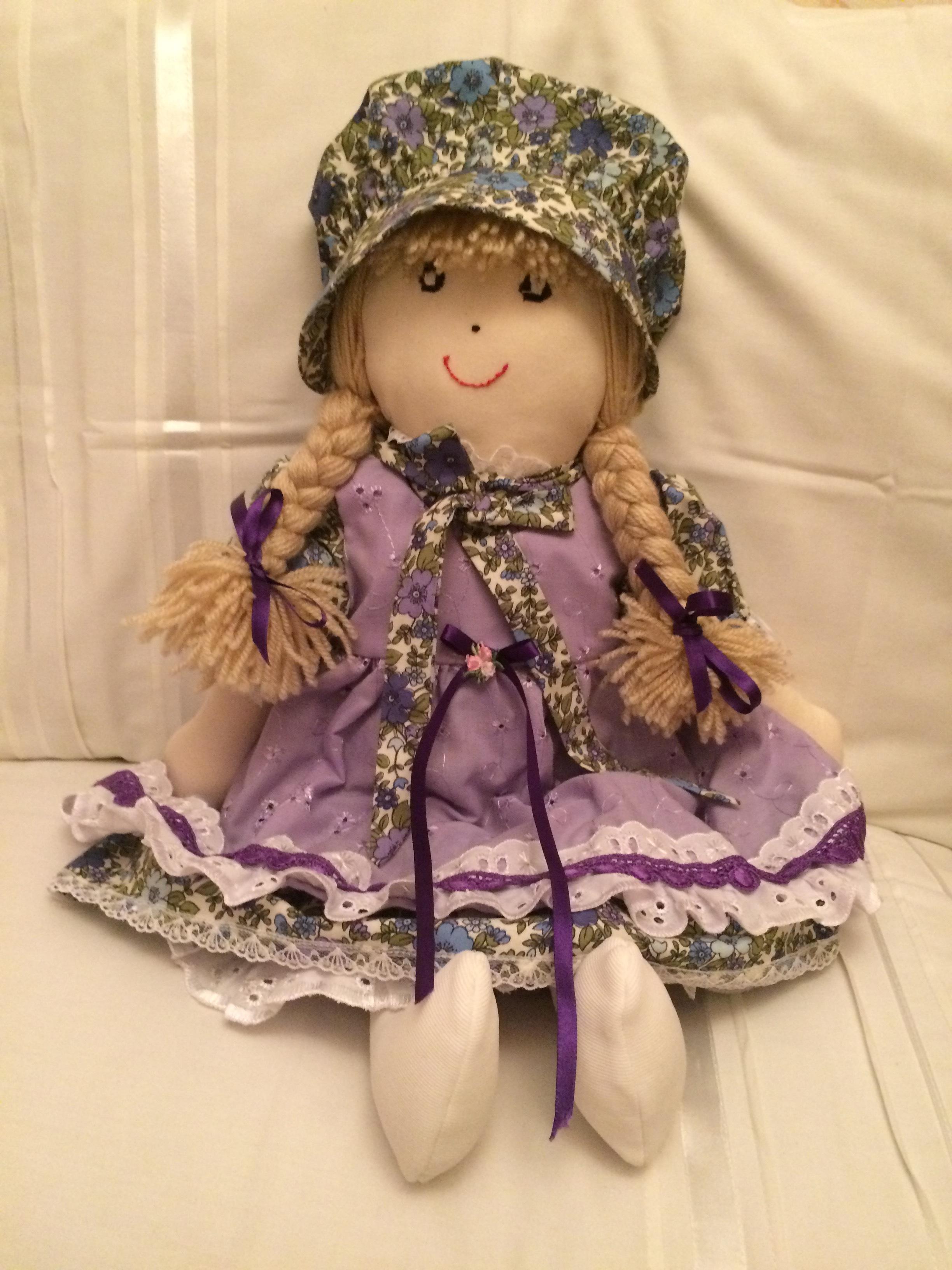 Granny Smith Rag Dolls -