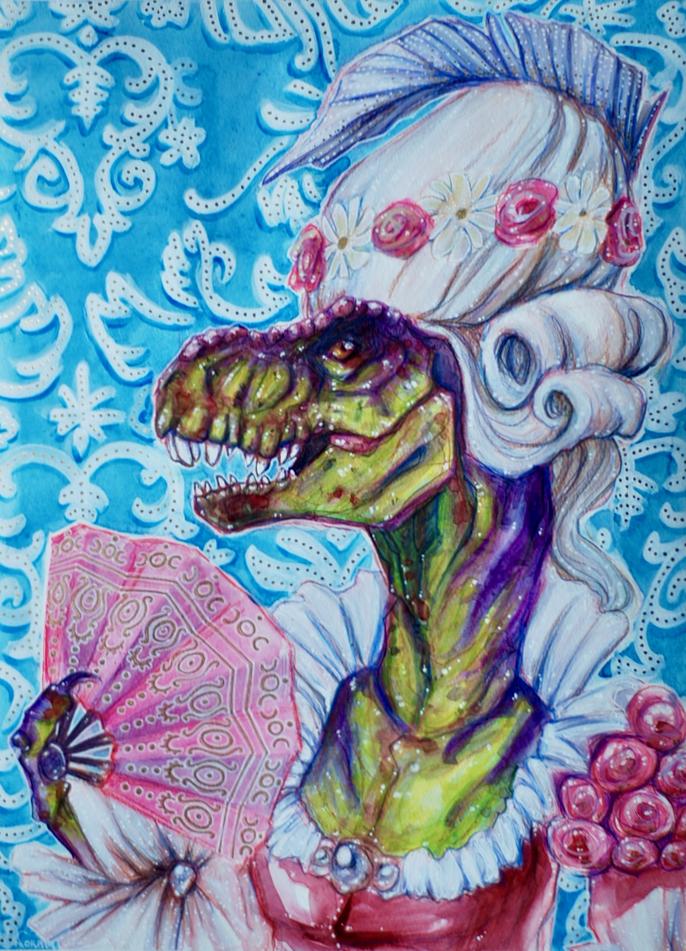 Nora Emilia, Rex Antoinette - Bedroom Artists Art Collective