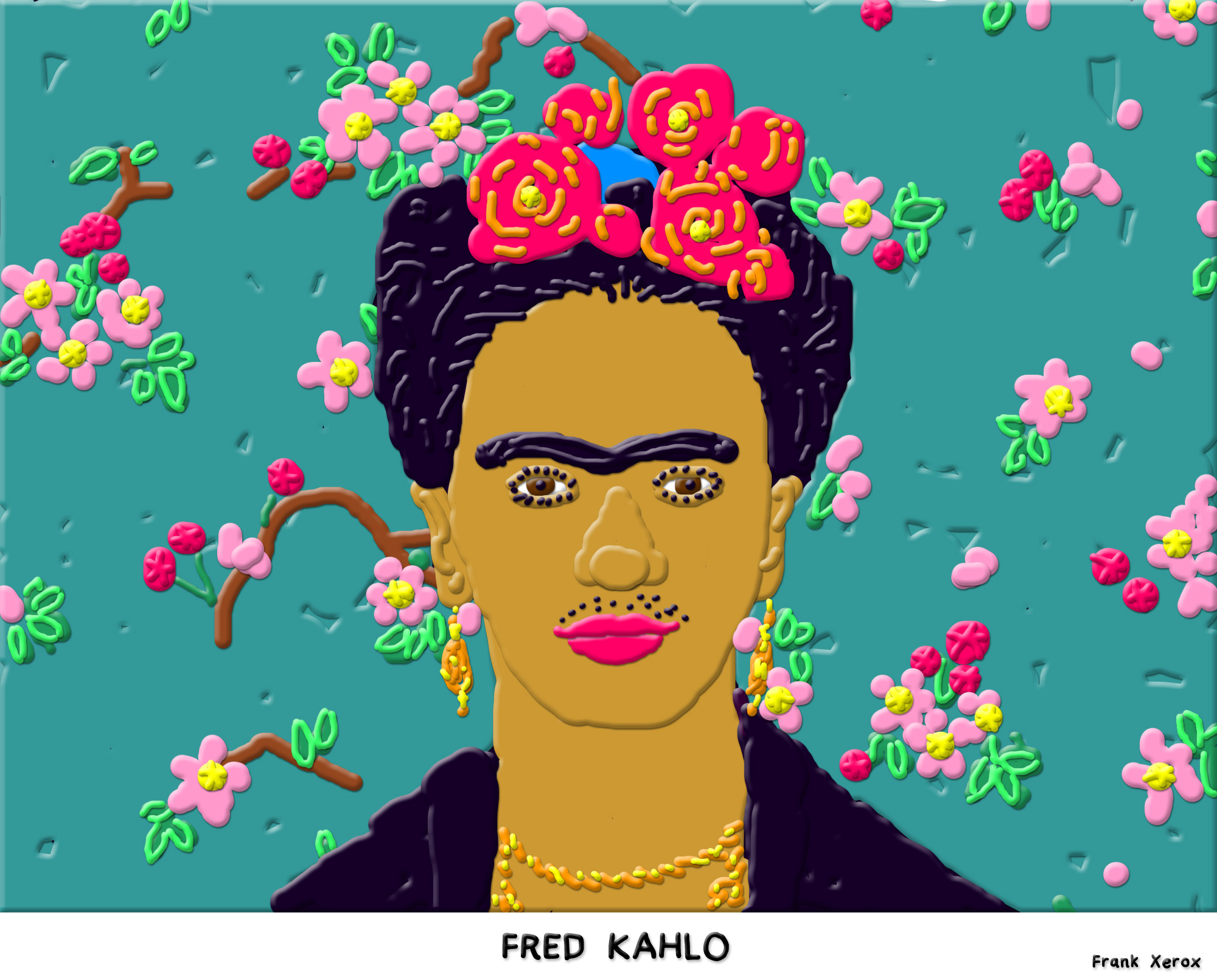 Frank Xerox, Fred Kahlo -