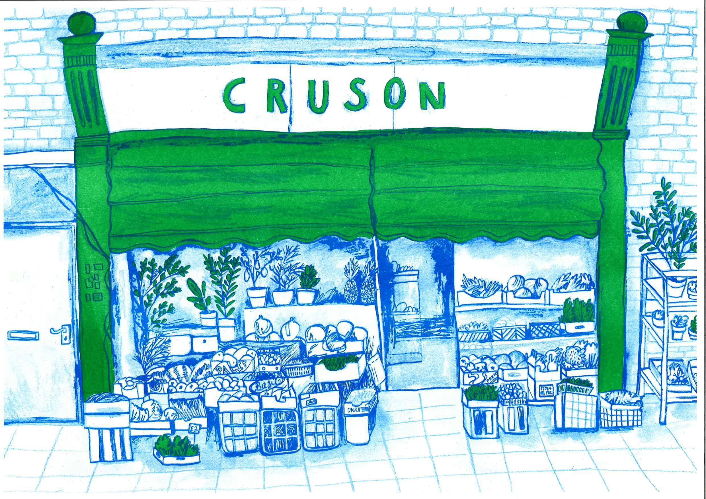 Holly Bishop, Cruson -