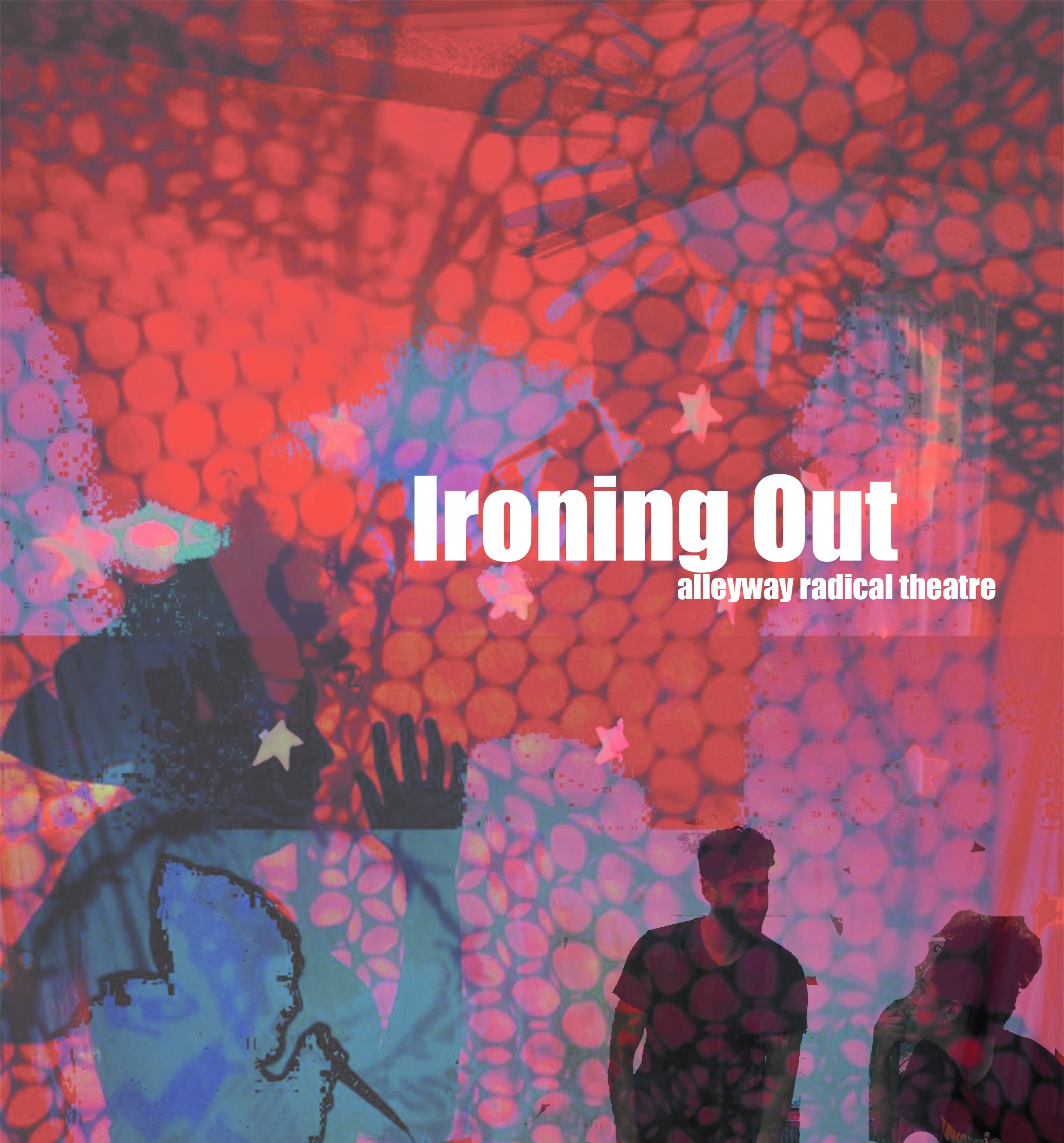 Ironing Out - An Open Rehearsal. Alleyway Radical & Theatre Deli - 18.30 - 21.30The Old Library, 39 Wells Way, SE5 0PXAlleyway Radical Theatre is a migrant and refugee-led theatre company, who work with shadow theatre and puppetry. Join Theatre Deli's current resident artists for an open rehearsal of scene sharings, discussion, music and moreFREE with suggested donation - Book here