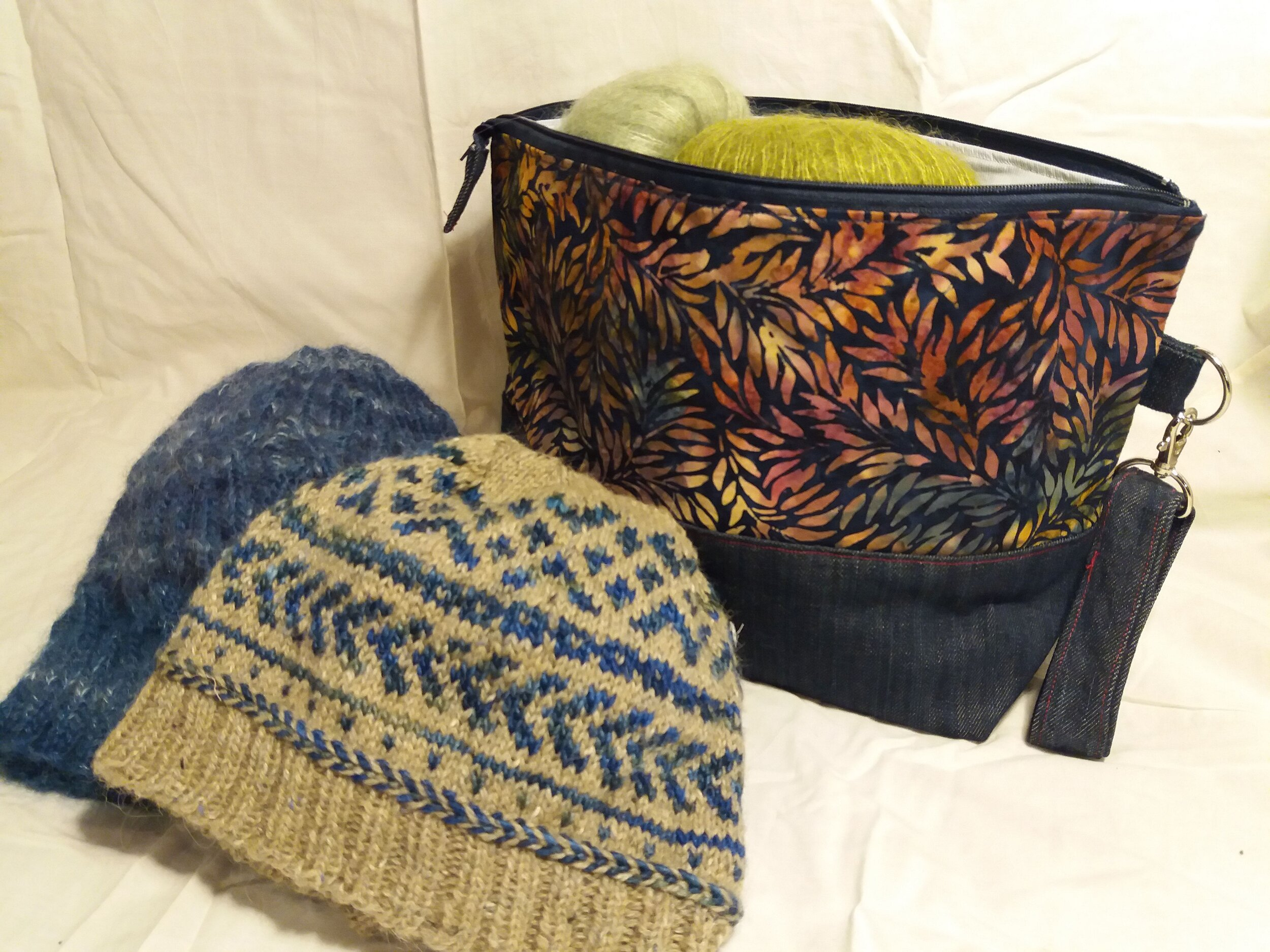 Knits and Bags -