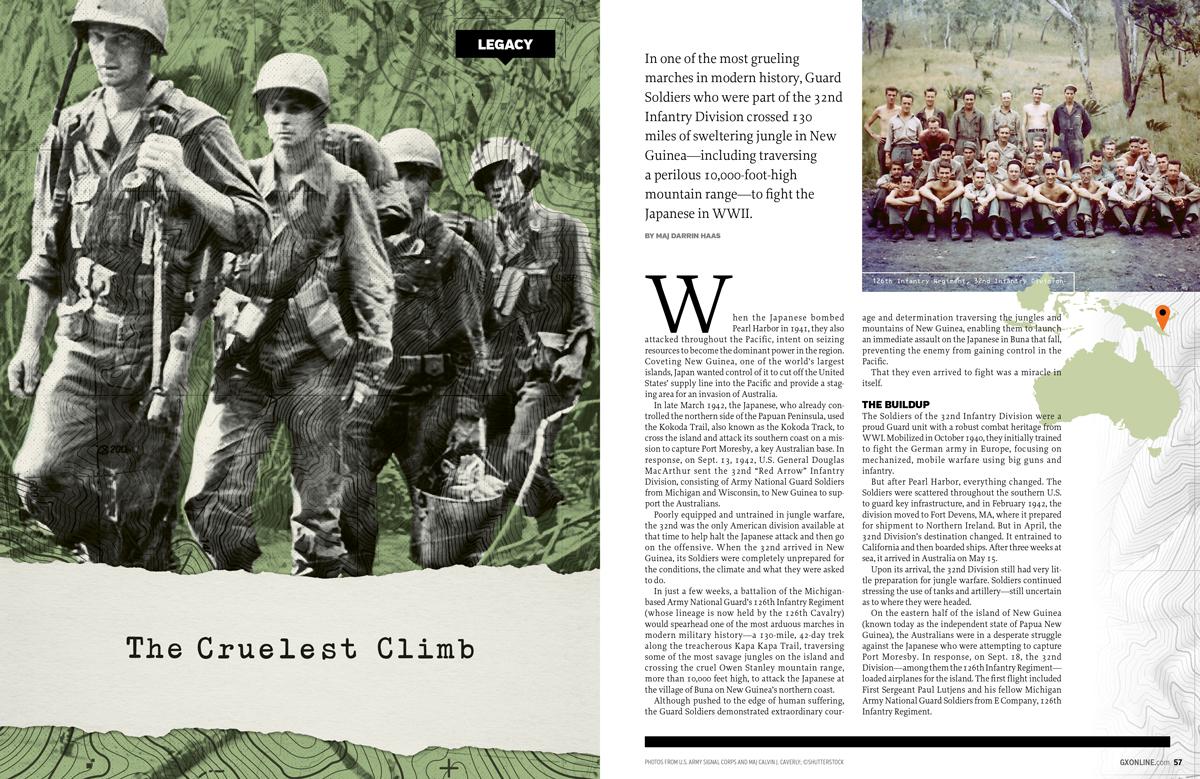 GX  Magazine: Legacy Feature