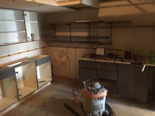 Work Room/Storage Room