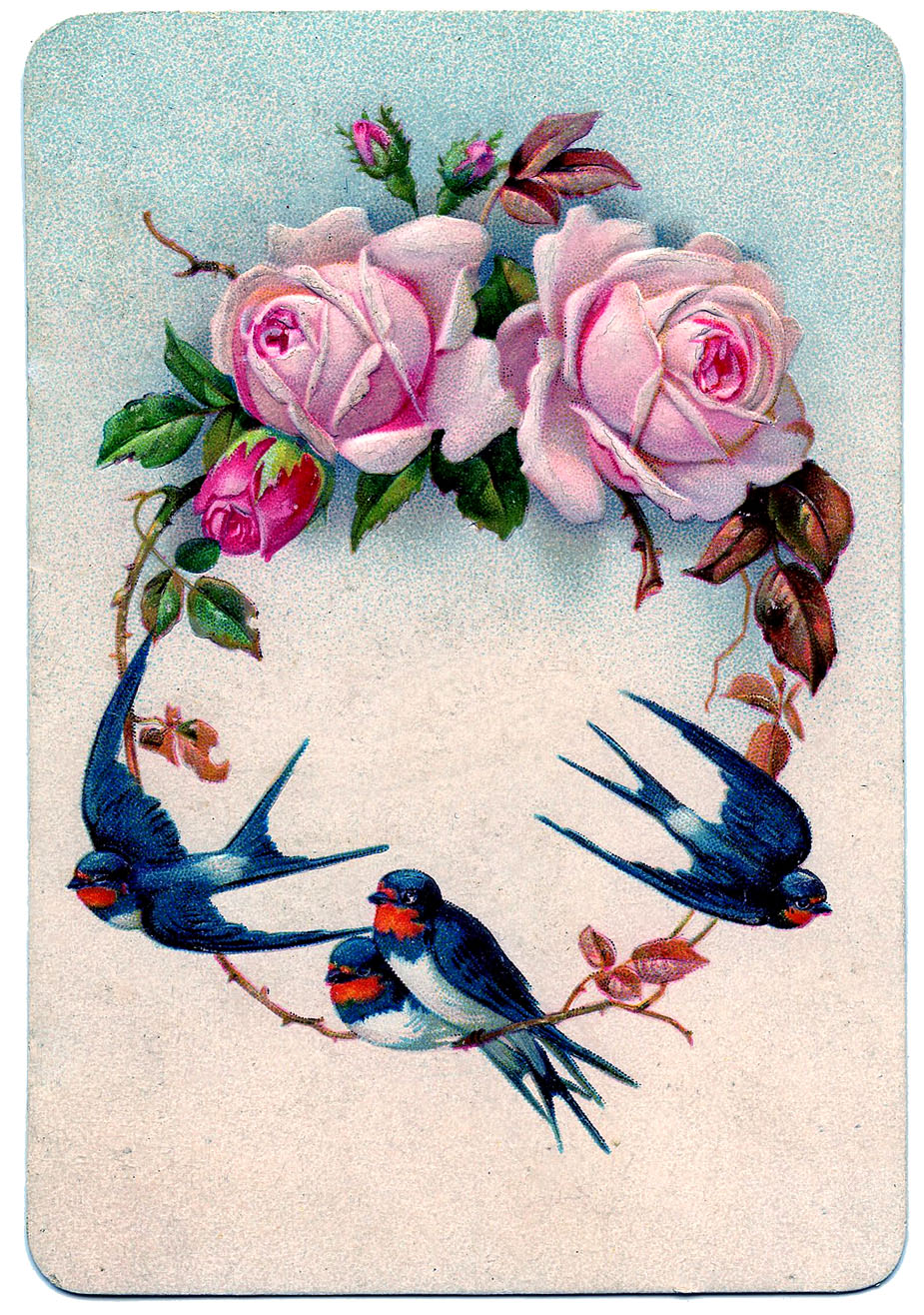Swallows also symbolized wanting your loved one to return home safely, faithfully, or just simply to come home soon.