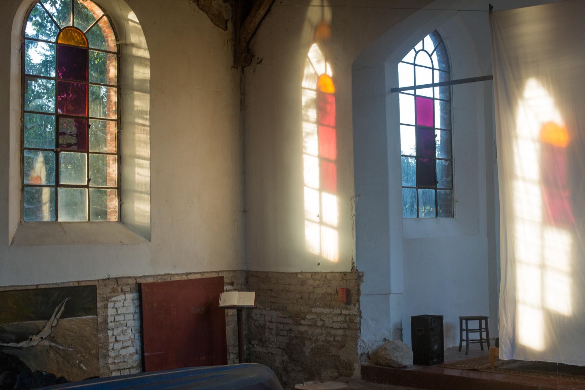 chapel in Brandenburg
