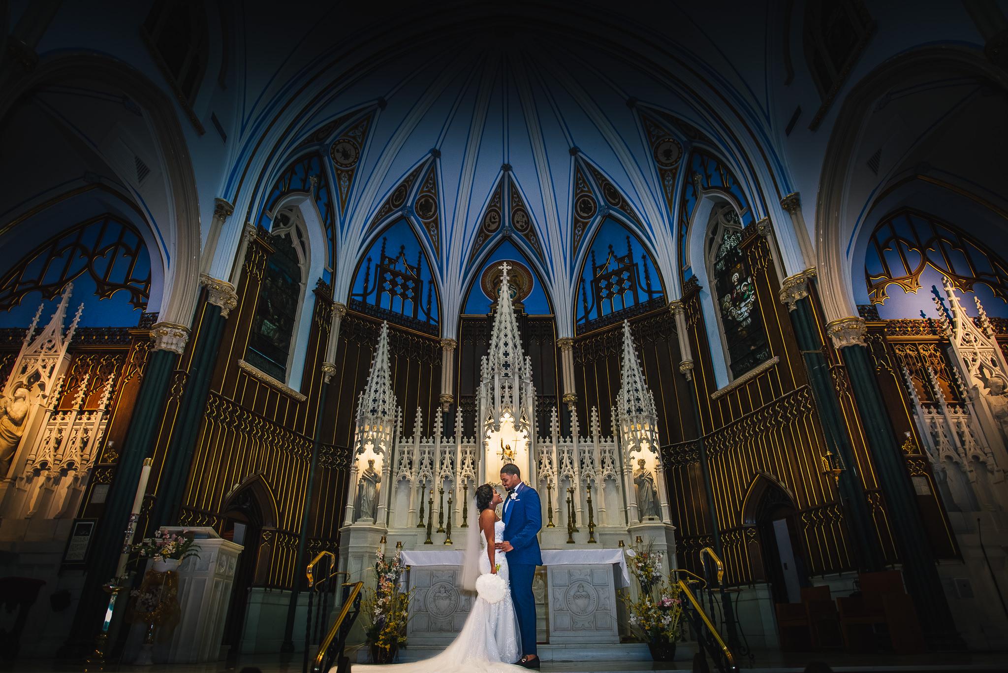 A Philadelphia Wedding at the Ballroom at the Ben