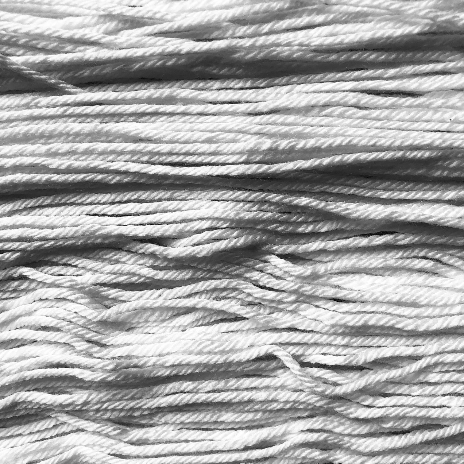 WORSTED - 100% Superwash Merino Wool // 218 yds/100 grThis super soft 3-ply worsted weight begs to be knit into a sweater but is also perfect for winter accessories!