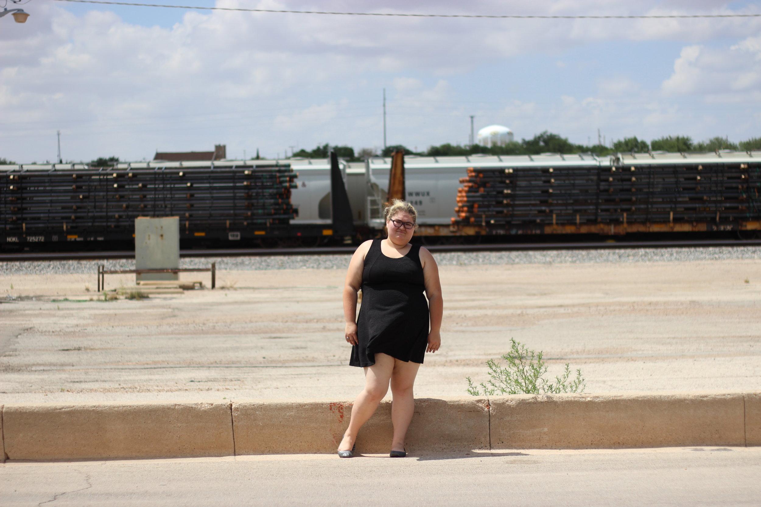 Allie.  Big Spring, TX. Rachel Garringer,2014