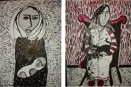 From 3 Ladies Series, by Eldin Smajlovic, Sarajevo