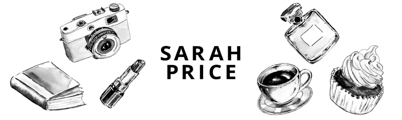 Banner for Sarah Price's Blog