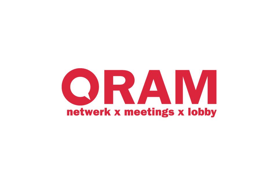 Logo en pay-off Oram