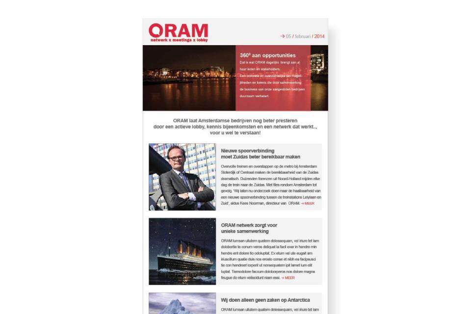 Oram mobile