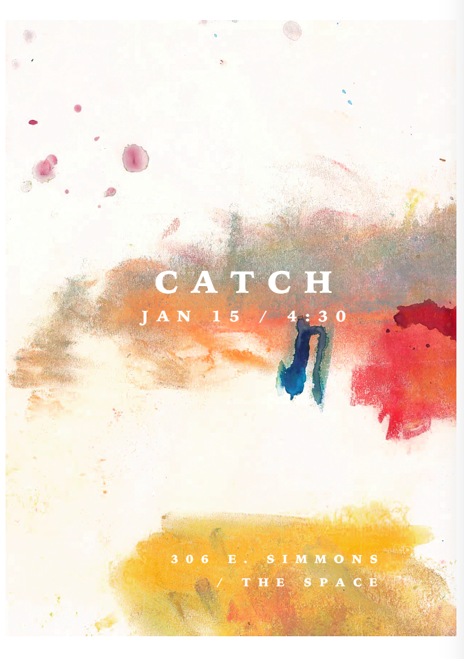 Catch Reception / January 15, 2016